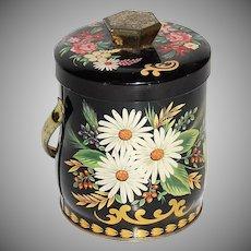 Murray Allen ~ Candy Confections Black Tin ~ England