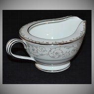 Noritake Oxford ~ Porcelain Creamer