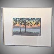 Blackwater ~ Signed/Numbered & Framed Color Art Print