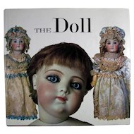 The Doll Book Carl Fox Large Encyclopedia of Dolls History and Photographs