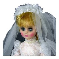 Madame Alexander Bride Doll ELISE 17 Inch 1685 Tags Original Box