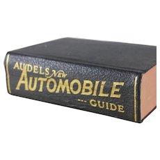 Audel's Automotive Guide 1942 By Frank D. Graham