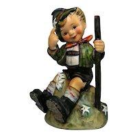 """Hummel """"Mountaineer"""" Figurine TMK-5 Hum 315"""