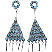 Zuni Chandelier Earrings-Now On Sale!