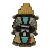 ZUNI Andrew Dewa Ring Classic Style and Design Highly Collectible