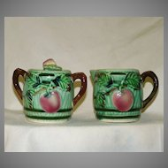 Vintage Creamer and Sugar