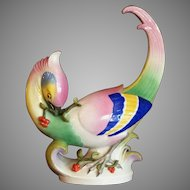 Ceramic Bird Figurine