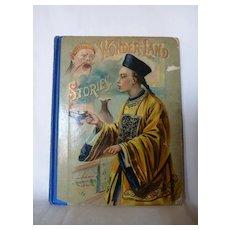 Wonder-Land Stories, Vintage story book