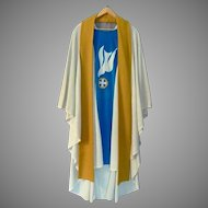 Priest's Chasuble 1970's