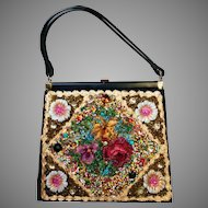Bejeweled Purse 1950-60's
