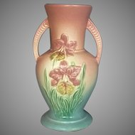 Hull Pottery Orchid Vase