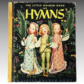 Little Golden Book of Hymns