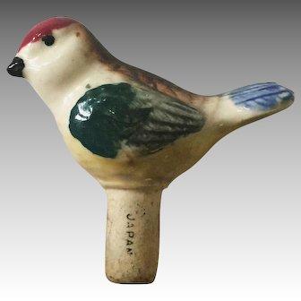 Pottery Bird Pie Vent