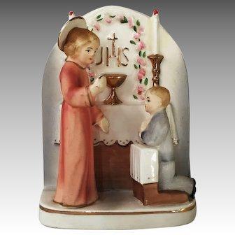 Holy Communion Remembrance Figurine Statue