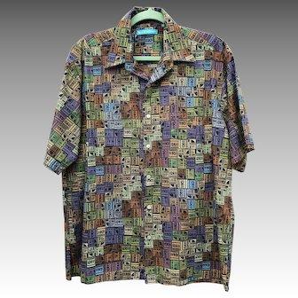 Tori Richards Men's Honolulu Shirt