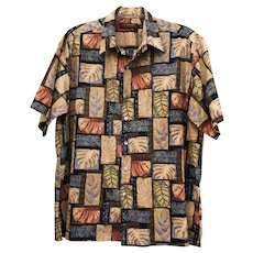 Tori Richards Men's Honolulu Shirt