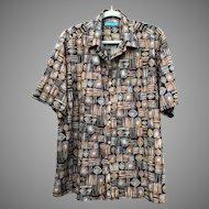 Tori Richard Men's Honolulu Shirt