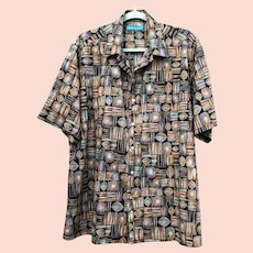 Tori Richard Men's Honolulu Shirt