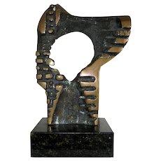 Hugo Rodriguez Bronze Sculpture