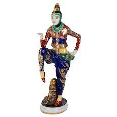 Rosenthal Korean Dancer Figure Art Deco