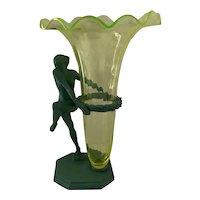 Art Deco Frankart Vase