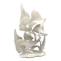Rosenthal Angelfish Group Fine Porcelain Figurine