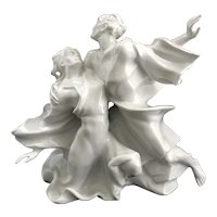 Rosenthal Dancing Couple Fine Porcelain
