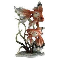Rosenthal Fantail Goldfish Fine Porcelain
