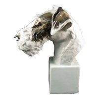 Rosenthal Terrier Dog Porcelain Figure
