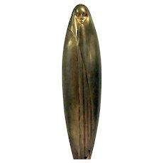 Celine Lepage Art Deco Bronze Figure