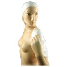 Rosenthal Nude by Gerhard Schliepstein