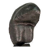 James Caudle Sculpture Repoussé Mask