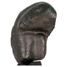 James Caudle Sculpture Repoussé Mask