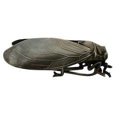 Antique Silver Cigala Brooch