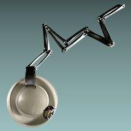 Modernist Ooak Pendant Necklace By Elisabeth Ramuz Signed Numbered1/1