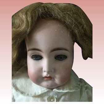 German mystery doll