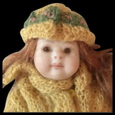 Tiny Roche doll Amy - Red Tag Sale Item
