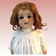 "Lovely 18"" doll maybe Walkure"