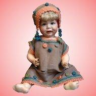 13 Inch Kammer & Reinhardt Character Doll 116/A
