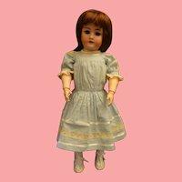 23 Inch German Child Doll by Heinrich Handwerck End of Summer Sale!