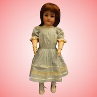 23 Inch German Child Doll by Heinrich Handwerck