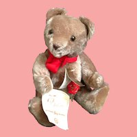 1986 Hermann Original Teddy Bear 75th Anniversary