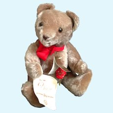 1986 Hermann Original Teddy Bear 75th Anniversary