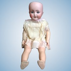 18 Inch German Bisque Doll by K & K