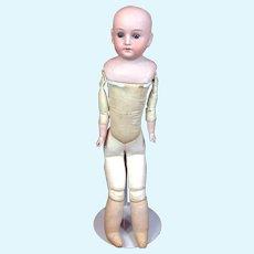 19 Inch Cuno & Otto Dressel Doll