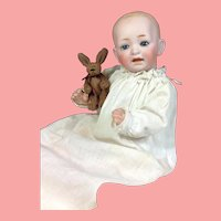 """Very Pretty 13"""" Kestner Solid Dome Head Character Baby End of Summer Sale!"""