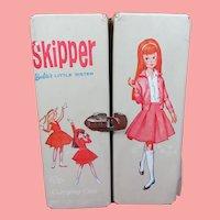 Vintage Skipper Barbie's Little Sister Carrying Case