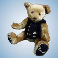 Vintage Harrod's Millennium Teddy Bear