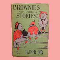 Brownies and Other Stories by Palmer Cox