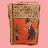Alice's Adventures in Wonderland and Through The Looking=Glass Lewis Carroll